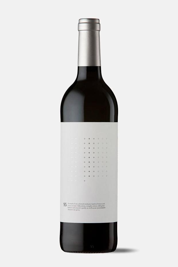 Ninety Wines, packaging y branding 95