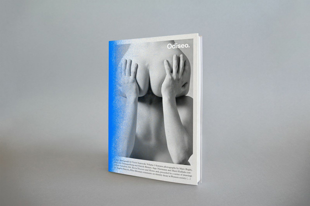 portada nº3 Odiseo, proyecto editorial de Albert Folch