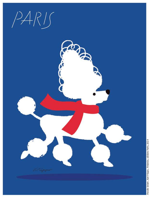 Piippo  – homenaje al cartel francés
