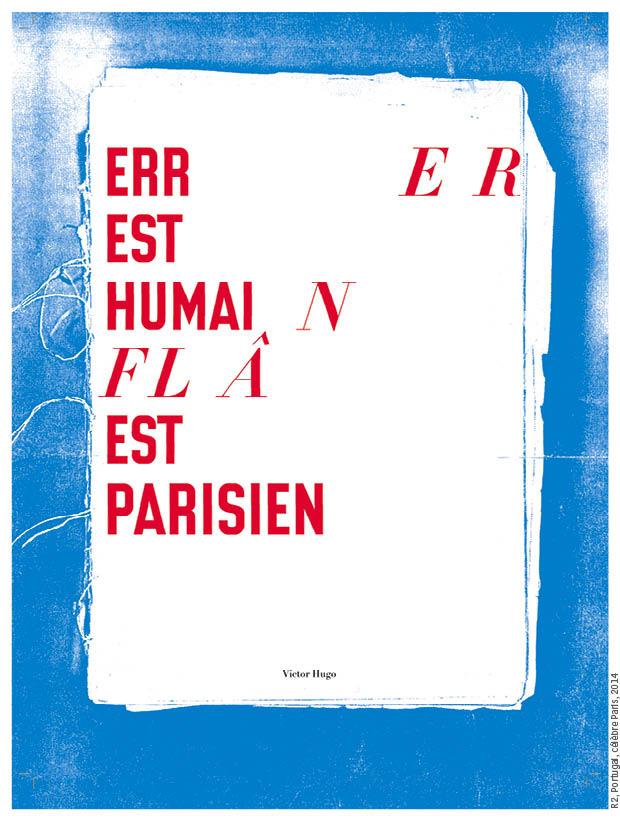 R2 – homenaje al cartel francés