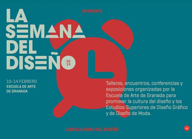 Semana del Diseño en Granada