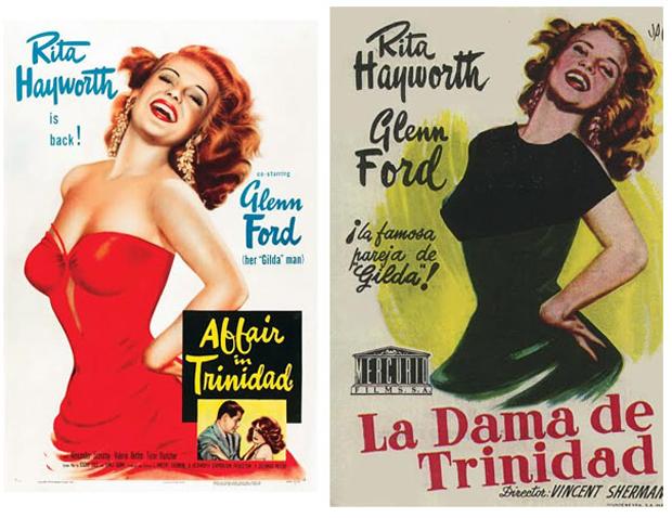 La dama de Trinidad – La censura franquista en el cartel de cine