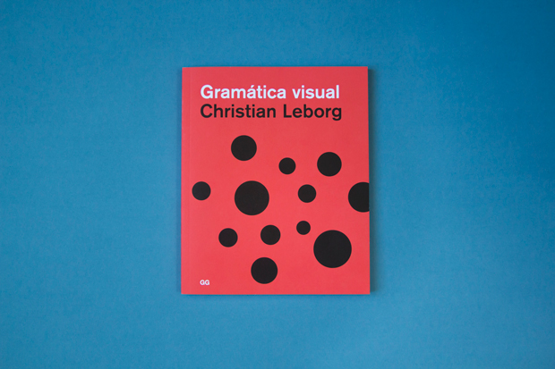 Gramática visual, de Christian Leborg – portada libro