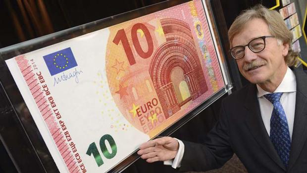 El billete de 10 euros estrenará diseño en 2014