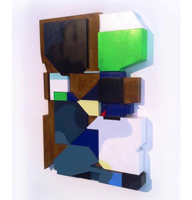 Ultra Dinámica, escultura de Demsky