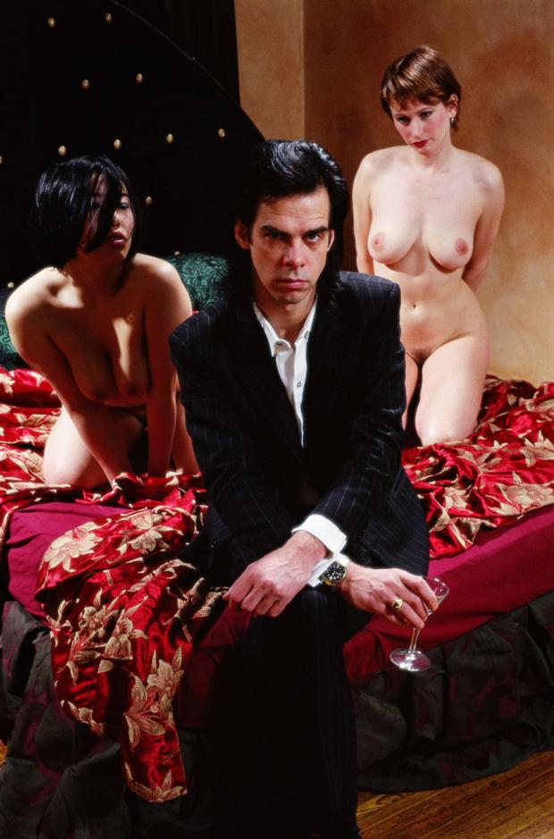 Richard Kern – Nick Cave en la expo famosos y desnudos