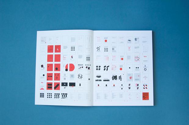 Gramática visual, de Christian Leborg – páginas interiores libro
