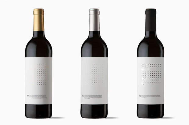 Ninety Wines, packaging y branding