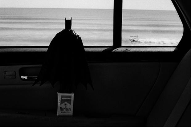 la otra historia de Batman - fotografías de Rémi Noël