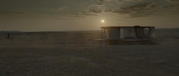 Dvein,  frame del film We Wander