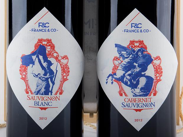 etiquetas de vino – El rey ha muerto, viva el vino
