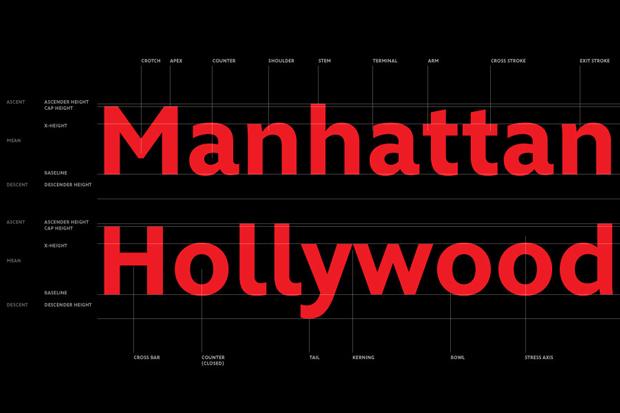 Cina Associates, amilia tipográfica para Disney