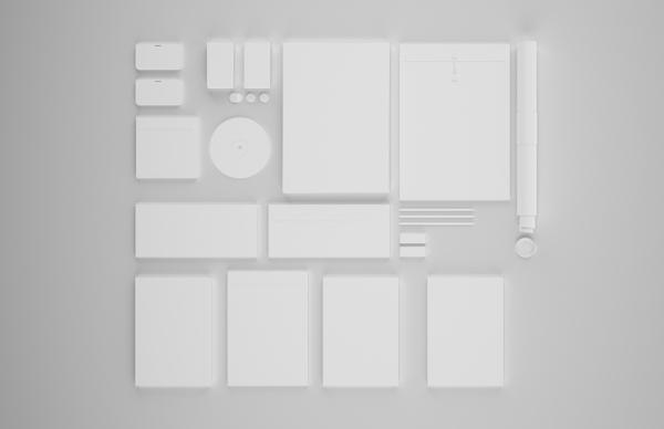 Ivory, herramienta para crear mockups de branding y papelería corporativa