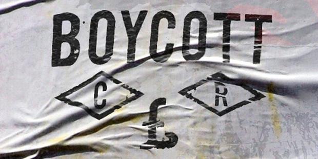 Boicot de Ryoichi Tsunekawa