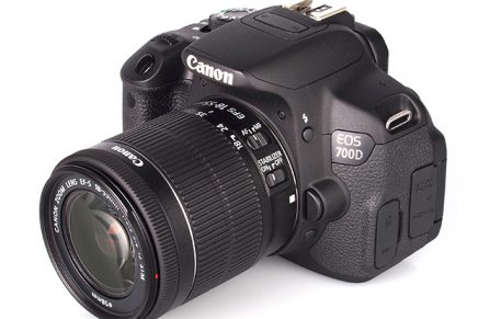 Canon 700D, una todoterreno muy ligera