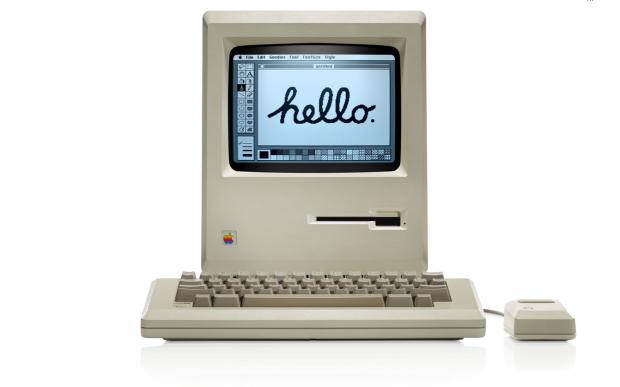 Primer Mac de 128K