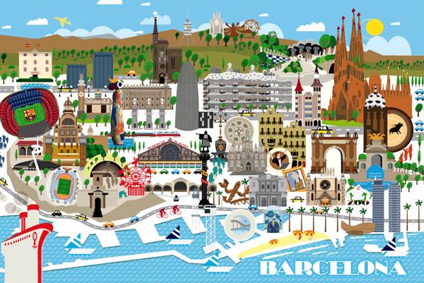 Ilustración de Raúl Gómez Studio