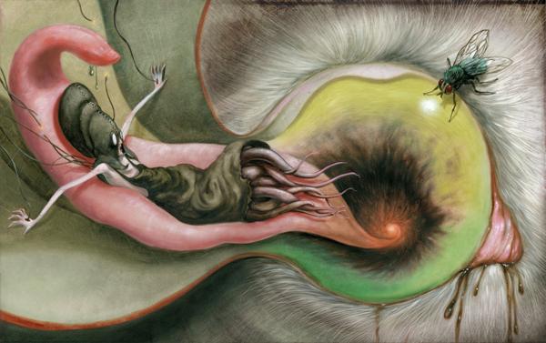 Ilustración de Roger Olmos