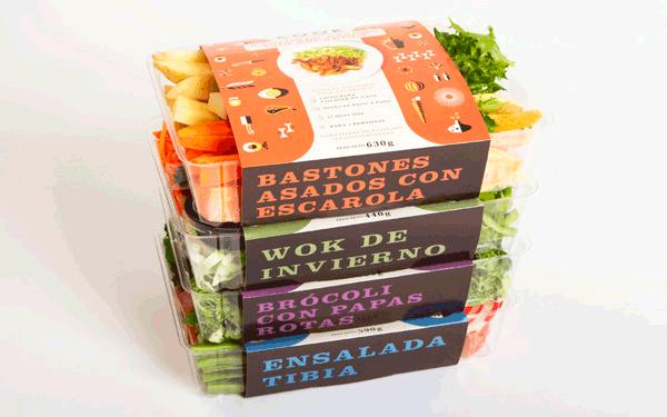 Diseño de packaging por Martín Azambuja
