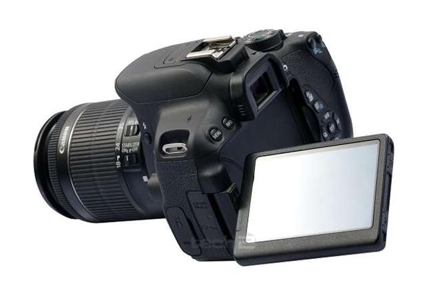Visor móvil de la nueva cámara 700D