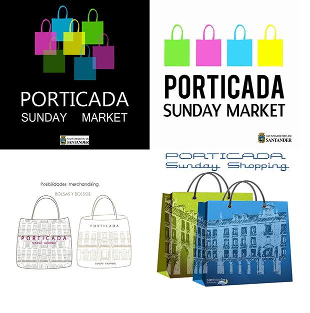 Propuestas para Porticada Sunday Market