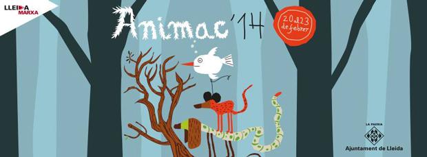 Animac 2014 imagen cartel