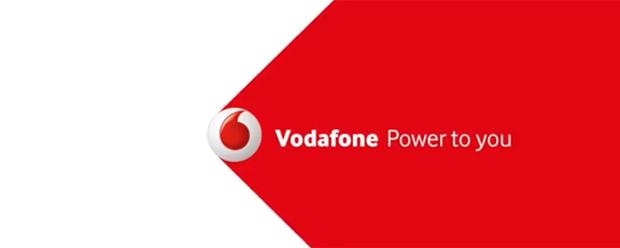 La nueva identidad de Vodafone al rojo vivo por Brand Union