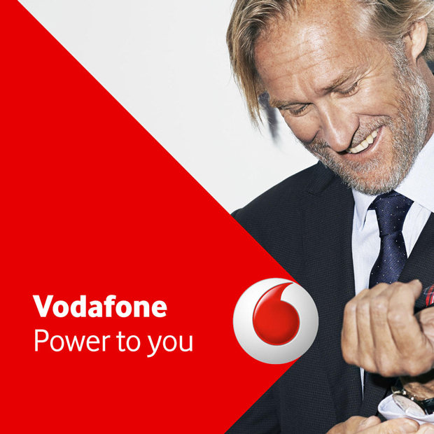 Power of Red – Vodafone – Brand Union