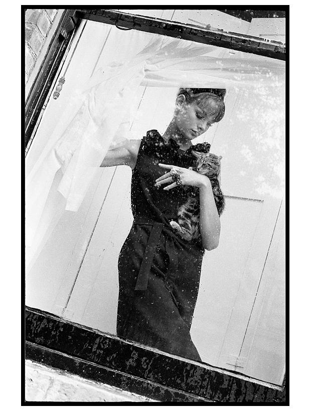 Brian Duffy – Vogue 1962