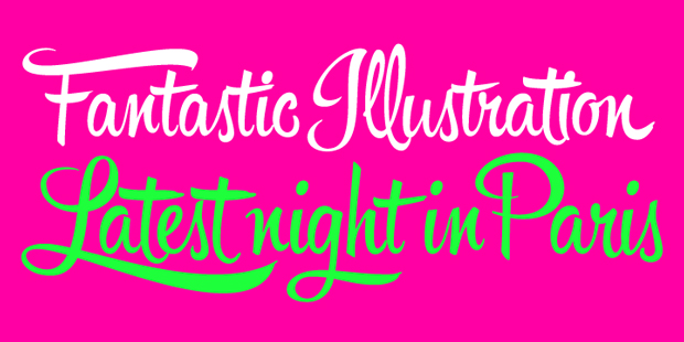 Hipster Script – nueva familia tipográfica de Ale Paul