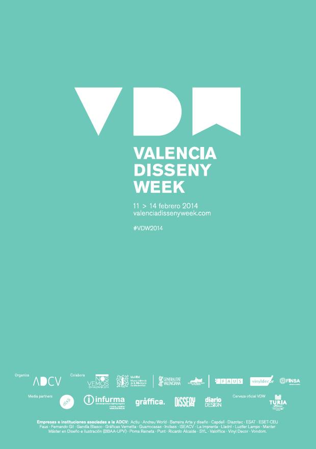 Valencia Disseny Week (VDW) 2014