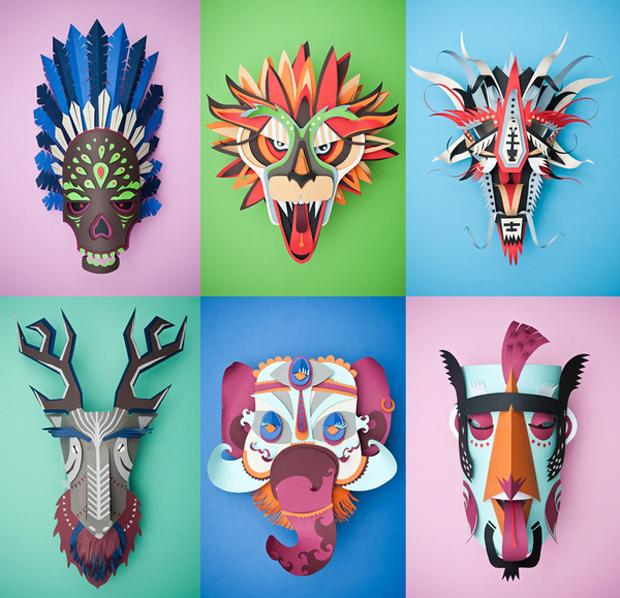 carnaval gráfico – INK Studio