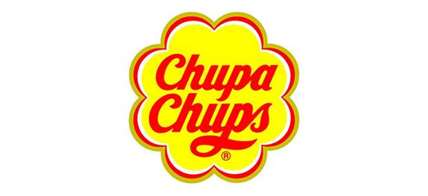 logo de Chupa Chups diseñado por Salvador Dalí
