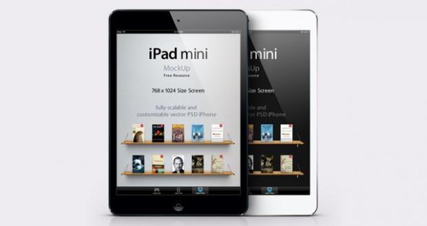 MockUp iPad Mini