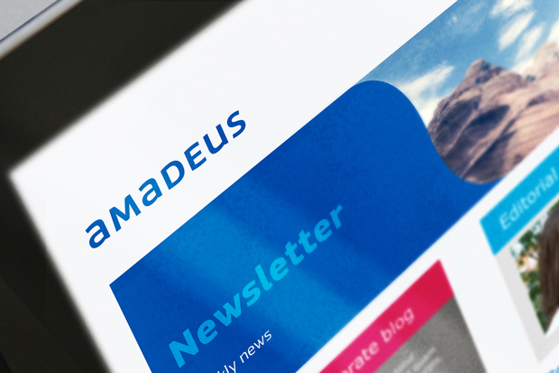 Amadeus estrena estrategia marca diseñada por Interbrand