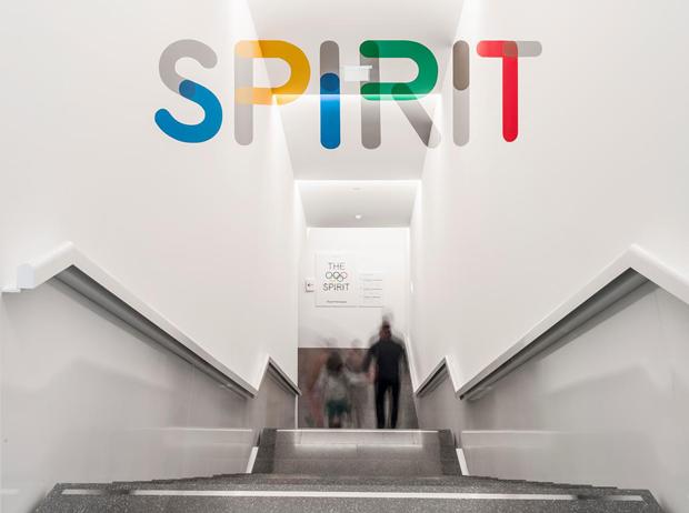 Base Design diseña la identidad del Museo Olímpico