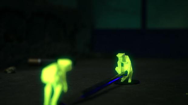 Cut Copy videoclip diseño Mau Morgó