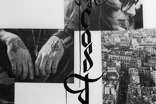 EXPOSÉ – street art y caligrafía