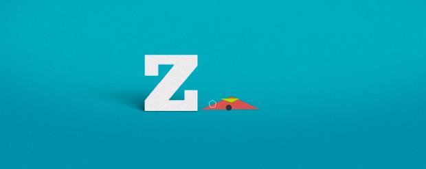 Alfabeto tipográfico animado – Ariel Costa