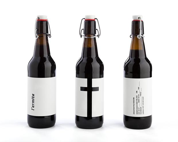 Cerveza-L-ermita - Yo lo compro. Diseño en el supermercado