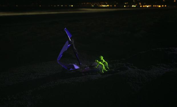 Cut Copy frame videoclip Mau Morgó
