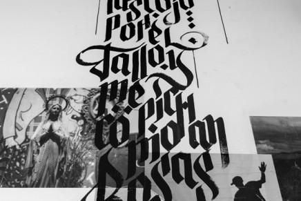 Exposé – Paste Up & Calligraffiti