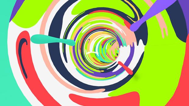 Pause Fest 2014 – frame del ID de animación