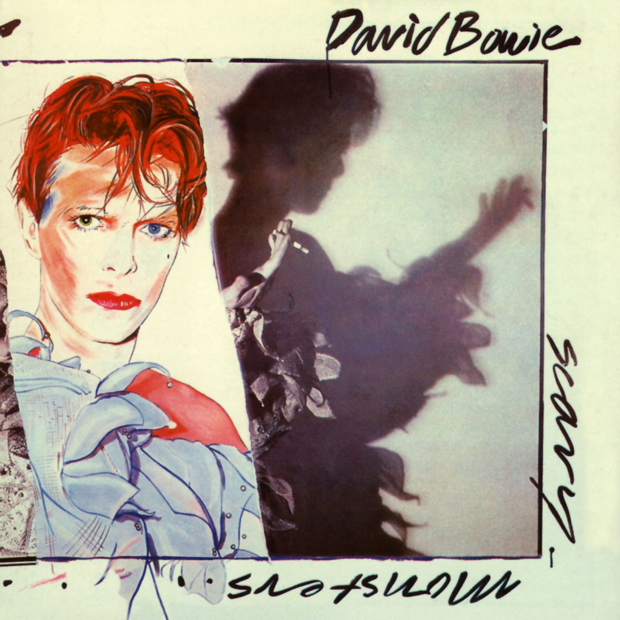 Bowie Series – Brian Duffy Scary Monsters and Super Creeps (1980)
