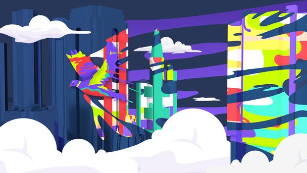 Pause Fest 2014 – frame del ID animado