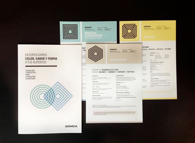 nuevo código visual e identidad DOMCA