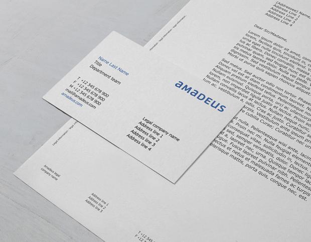 diseño brochures por Interbrand