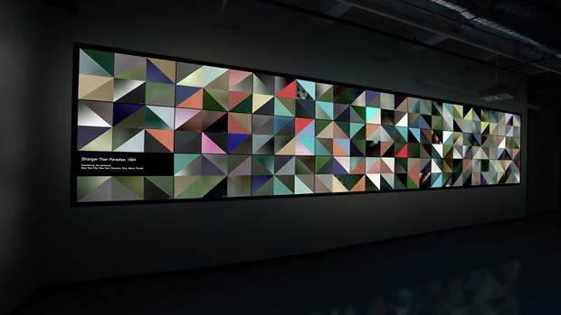 arte generativo, pieza audiovisual creada por MPC