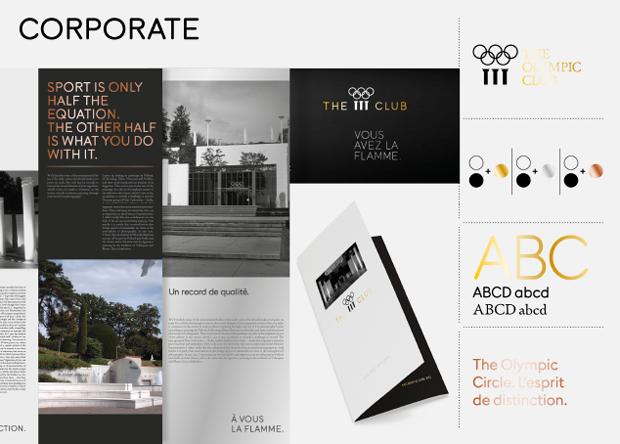 Base Design nueva identidad del Museo Olímpico