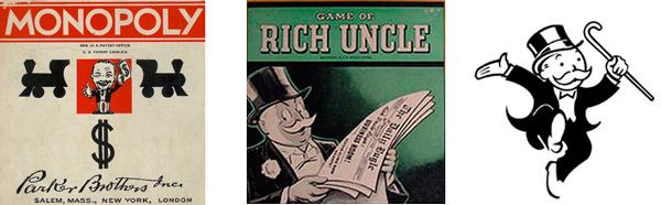 Evolución de Mr. Monopoly